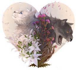 Flowers Poisonous To Cats - 2 sides flowers by aria hope on deviantart