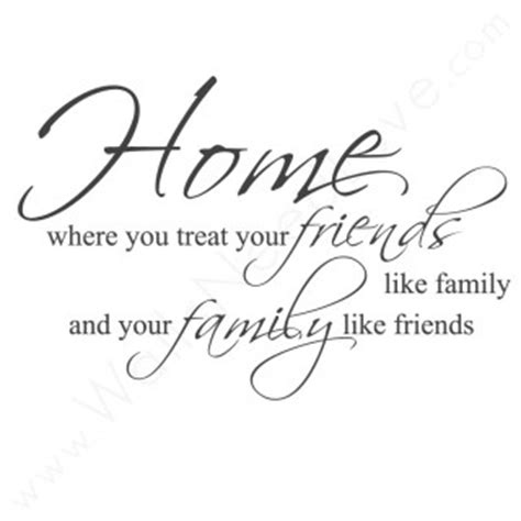 quotes for family and friends quotes about friends and family image quotes at
