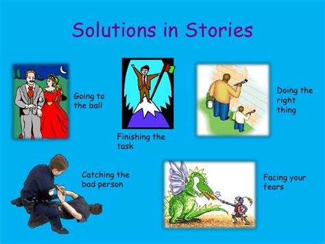 what are the five themes of a story story elements an early elementary lesson