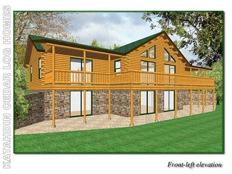 katahdin log home floor plans katahdin log home floor plans floor matttroy