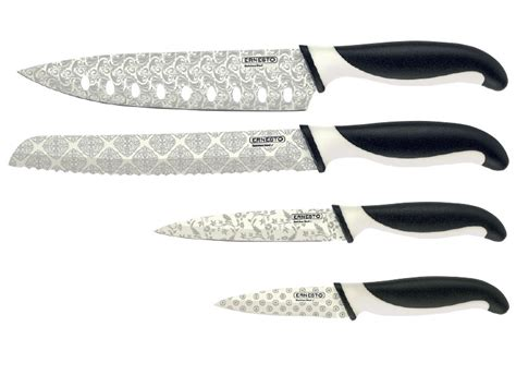 Knives For The Kitchen ernesto knife set lidl great britain specials archive