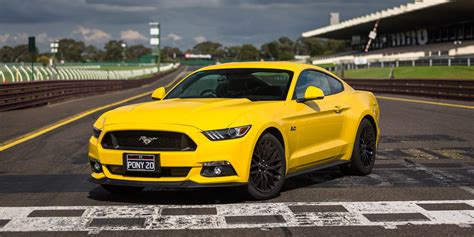 Ford Gt Mustang by 2017 Ford Mustang Gt Fastback Review Term Report