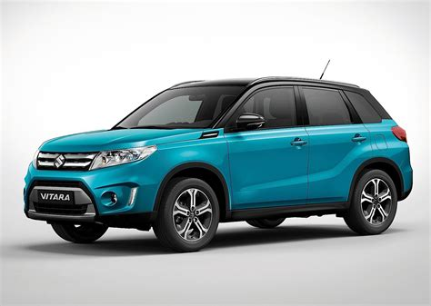 2014 Suzuki Vitara Suzuki Vitara 2014 2015 2016 2017 Autoevolution