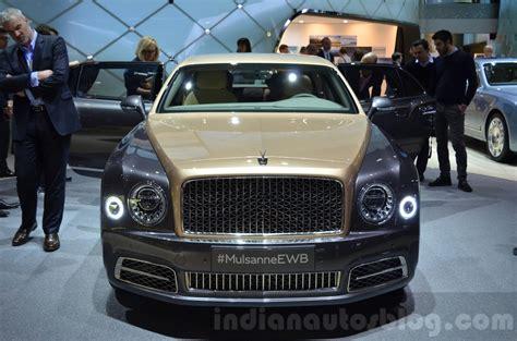 2016 bentley mulsanne facelift geneva show live 2016 bentley mulsanne ewb facelift at the 2016 geneva motor show live indian autos blog