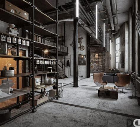Industrie Lofts by Loft Industriel Une S 233 Lection D Int 233 Rieurs Chics Et Boh 232 Mes