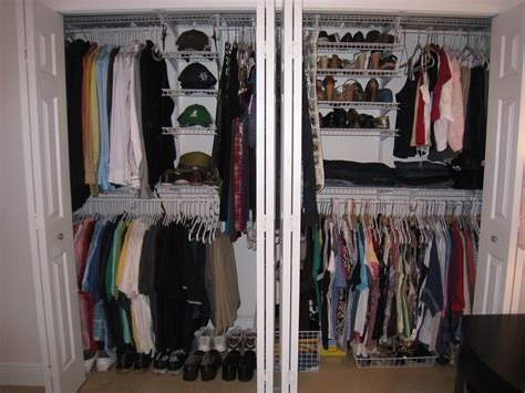 Big Closet Ideas jack and jill use big ideas in small spaces