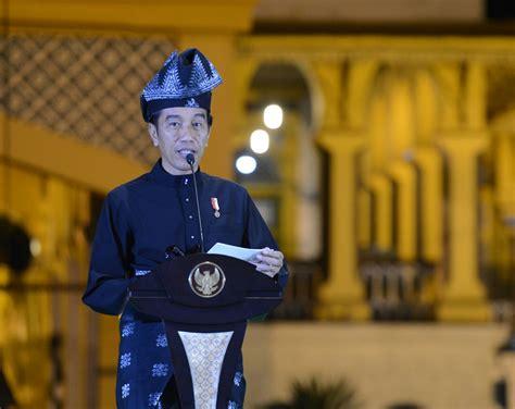 Yoko Pemangku presiden menegaskan pelestarian nilai budaya adiluhung