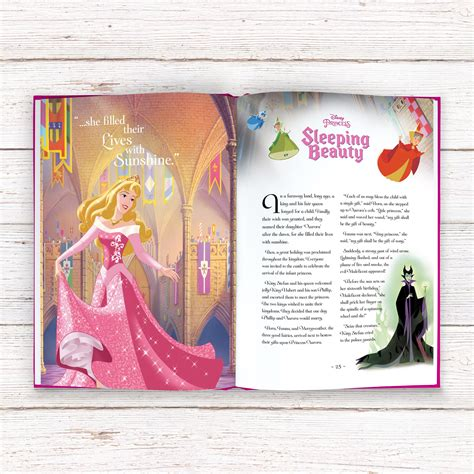 personalised disney princess book ultimate collection