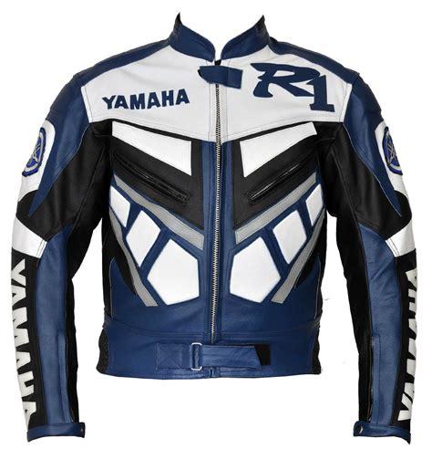 blue motorbike jacket r1 yamaha blue white motorcycle jacket filmstaroutfits com
