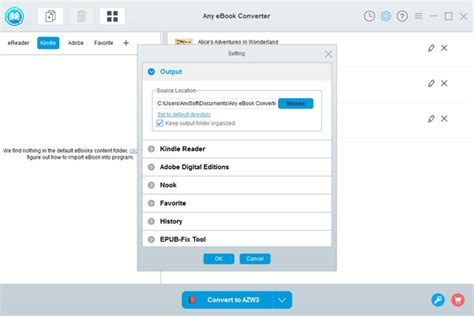 tutorial any video converter tutorial on how to use any ebook converter