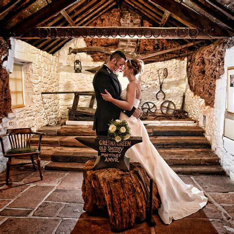 The Wedding the elopement wedding package at gretna green choose from 3 venues