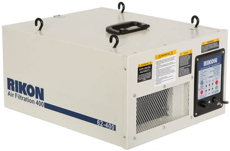 air filtration system rikon 62 400 air filtration system rikon power tools