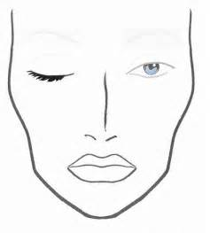 What Makeup Do You Use To Contour Your Face by Makeup Face Charts