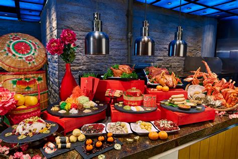 pan pacific new year buffet pan pacific singapore celebrates the year of the monkey