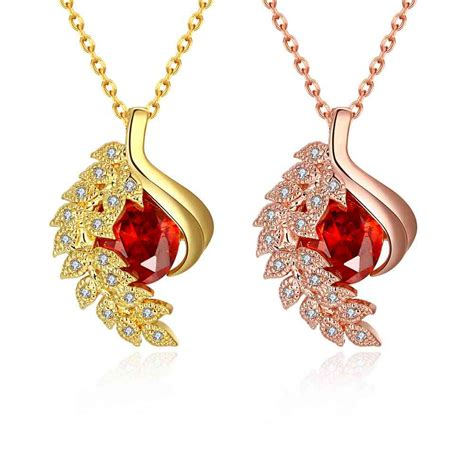 hot sell online shopping india gold color necklace women