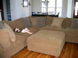 big sectional big comfy couches