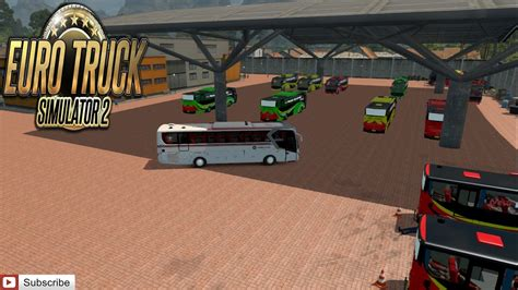 mod bus game euro truck simulator 2 edisi mod indonesia halo solo map mod bus sr1 v2 part 2