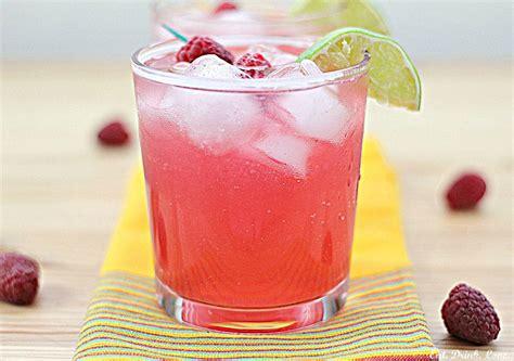 skinny raspberry margaritas eat drink love