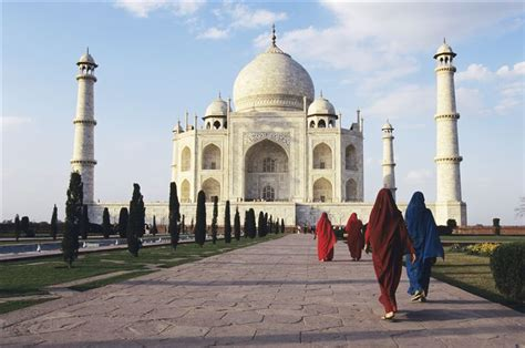 Tajmahal Serut rundreisen de indien namast 233 und herzlich willkommen