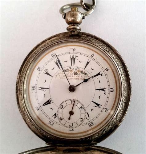 ottoman watch k serkisoff co constantinople ottoman pocket watch