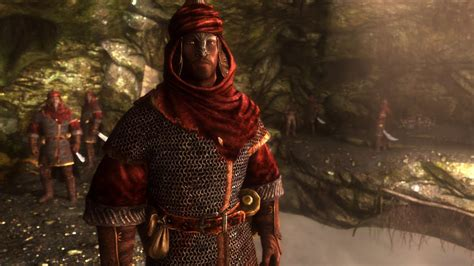 skyrim hot redguard skyrim in my time of need conclusion 2 youtube