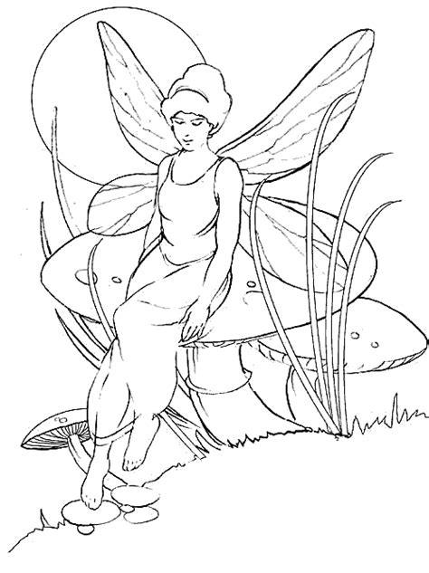 printable fairy house coloring pages free fairy house coloring pages