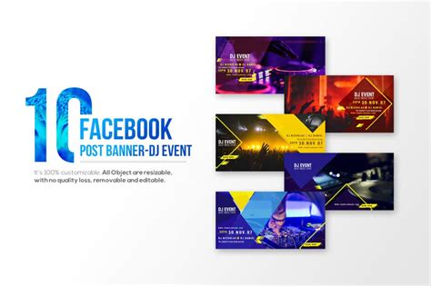40 Best Social Media Banner Templates Themekeeper Com Social Media Banner Templates Free