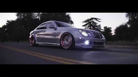 bagged mercedes amg cesars bagged mercedes w211