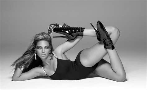 Beyonce copies single ladies dance moves