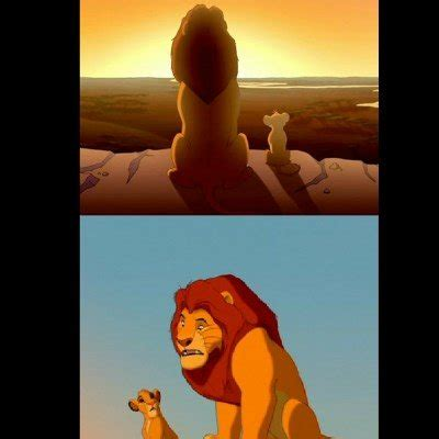 Lion King Shadowy Place Meme Generator - lion king shadowy place meme generator