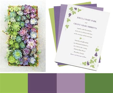 9 best images about vineyard wedding colors on pinterest