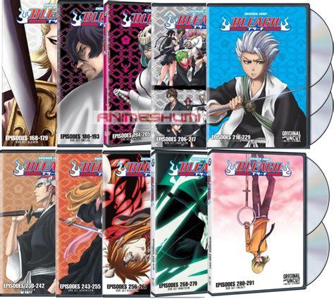 Dvd Z 291 Episode Lengkap Subtitle Tamat sets 11 12 13 14 15 16 17 18 19 20 ep 168 291 anime dvd bundle r1 ebay
