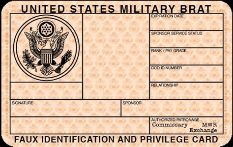 us army id card template free blank id card template emetonlineblog