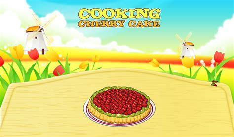 giochi di cucinare le torte deliziosa ciliegio torta giochi di cucina it