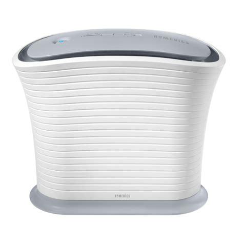 homedics totalclean true hepa air purifier fan  small