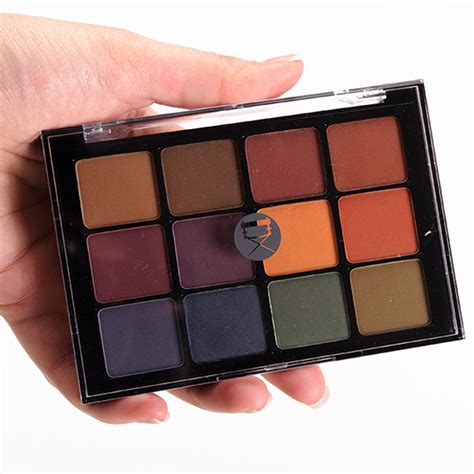 Review Eyeshadow Matte Inez viseart matte 04 eyeshadow palette review photos swatches