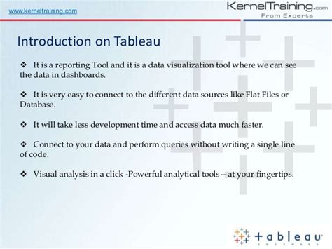 tableau tutorial for beginners tableau training for beginners learn from real time expert