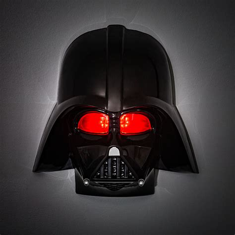 Wars Light Up Wall by Wars Darth Vader Light And Sound Wall Decor Thinkgeek