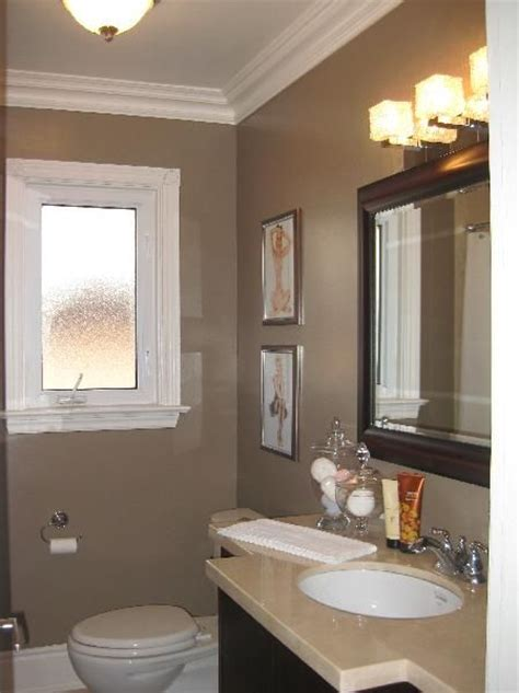 nice small bathrooms nice small taupe bathroom bathroom makeover pinterest
