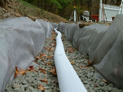 backyard french drain 17 best images about yard drainage on pinterest yard