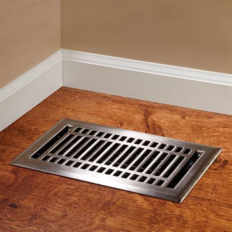 Wood Floor Vent Covers by Measuring Floor Vent Covers The Homy Design