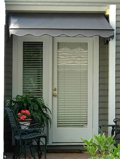 10 best ideas about front door awning on metal