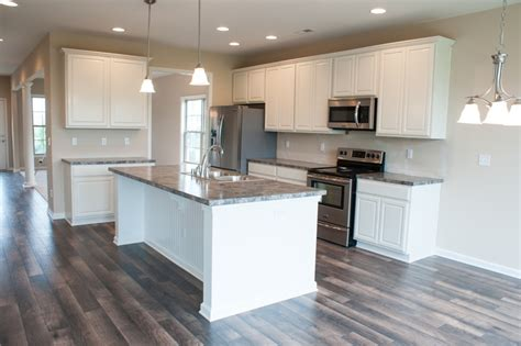 ball homes design center knoxville the kitchen of the preston floor plan by ball homes the