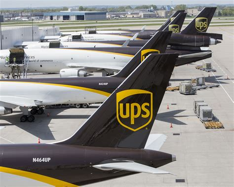 ups returns to sbd international airport to support strong growth in the inland empire san