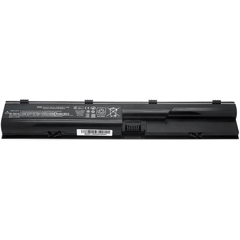 Baterai Laptop Hp Probook 4330 4330s 4341s 4430s 44 1 laptop battery for hp probook 4430s 4431s 4435s 4436s 633733 321 633805 001 pr06 ebay