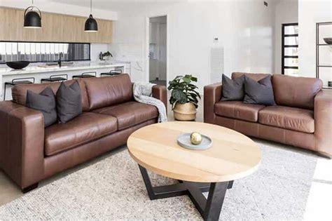 color  rug    brown sofa home decor bliss