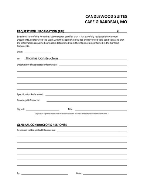 report request form template request for information templates playbestonlinegames