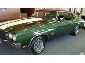 1970 Chevrolet Chevelle For Sale 1970 Chevrolet Chevelle Ss For Sale In Shreveport