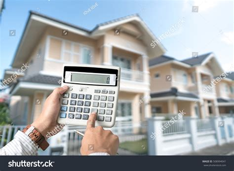 buy house loan buy house mortgage calculations stock photo 508994041 shutterstock