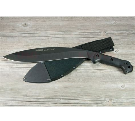 becker kitchen knives ka bar bk21 becker reinhardt kukri fixed blade knife